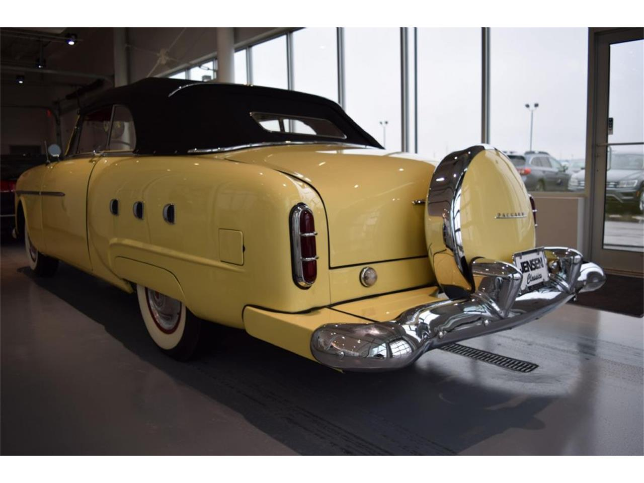 Large Picture of Classic 1951 Packard 250 - LUBB