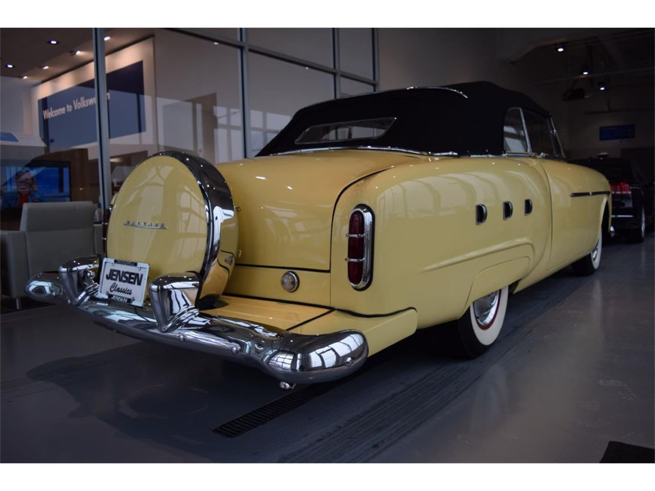 Large Picture of '51 Packard 250 Offered by Jensen Dealerships - LUBB