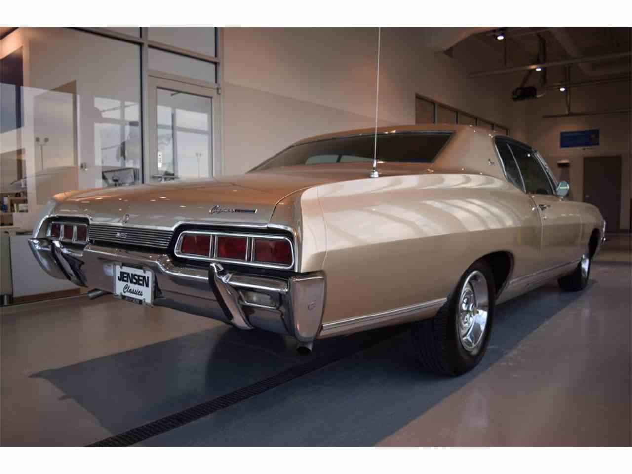 Large Picture of '67 Caprice - LUBF