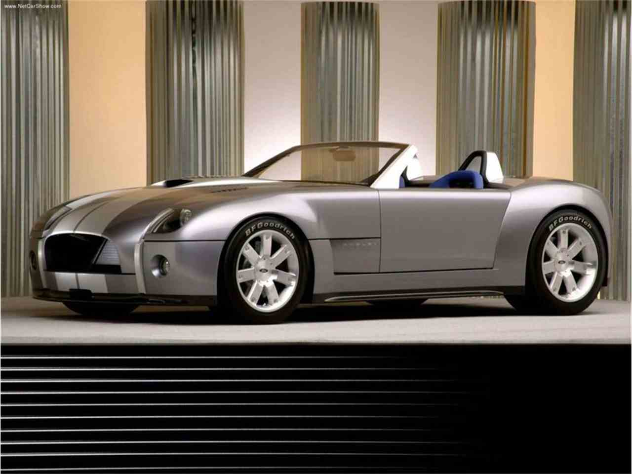 2004 ford shelby cobra concept car for sale | classiccars | cc