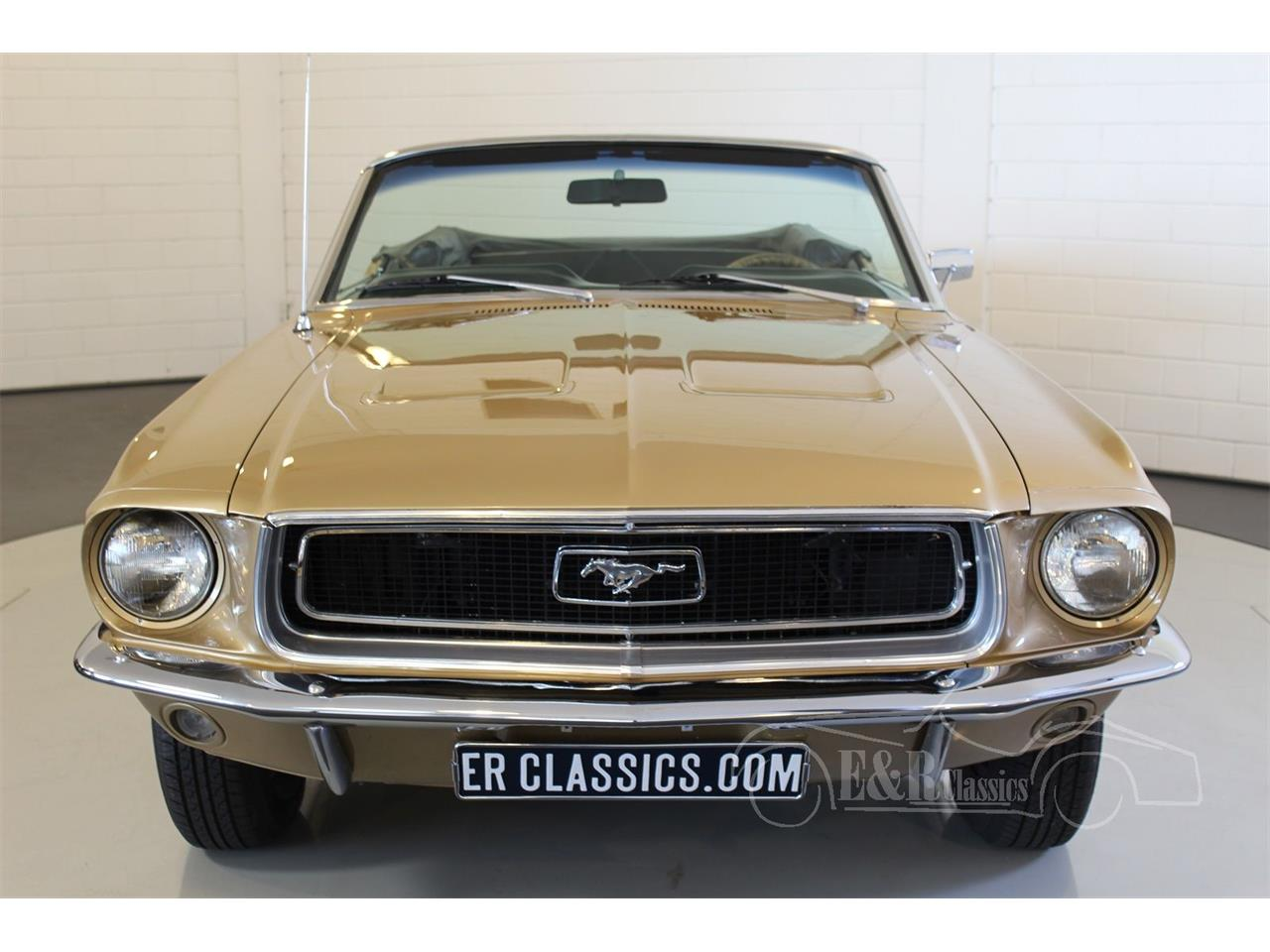 Large Picture of '68 Mustang - LUBP