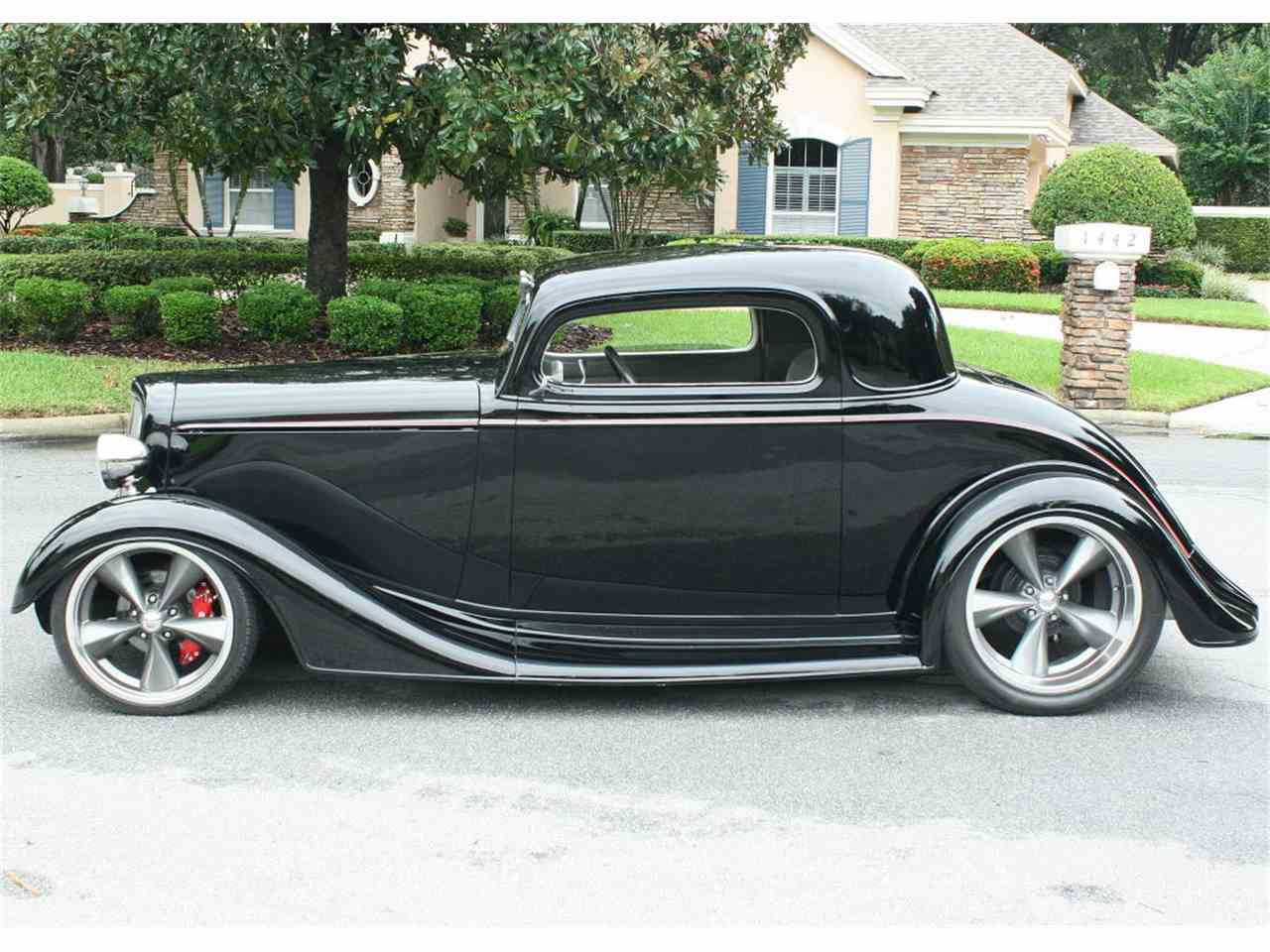 Large Picture of '34 Hot Rod - LUBR