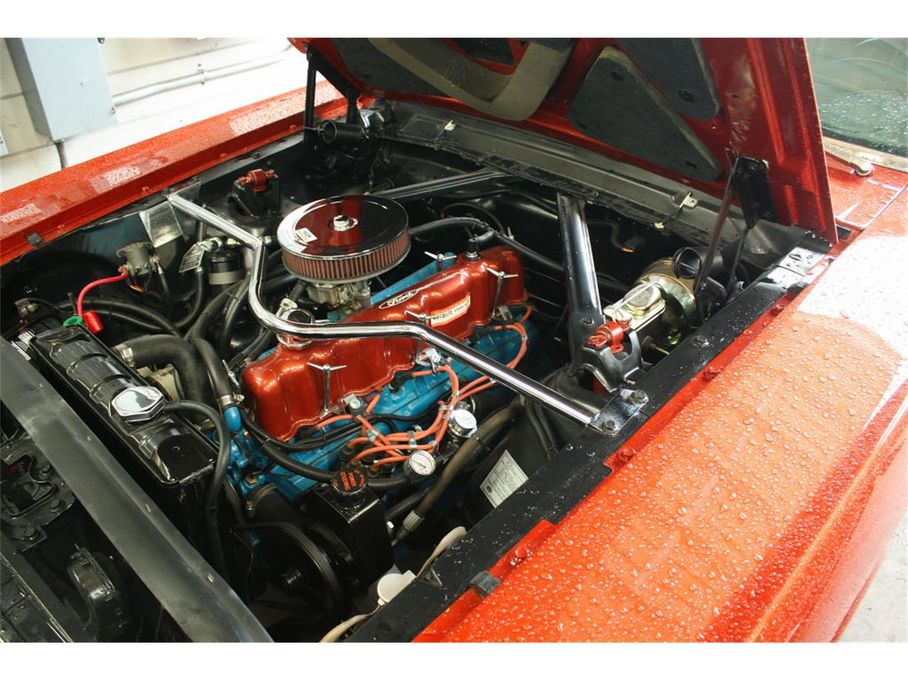 Large Picture of '66 Mustang - LUBT