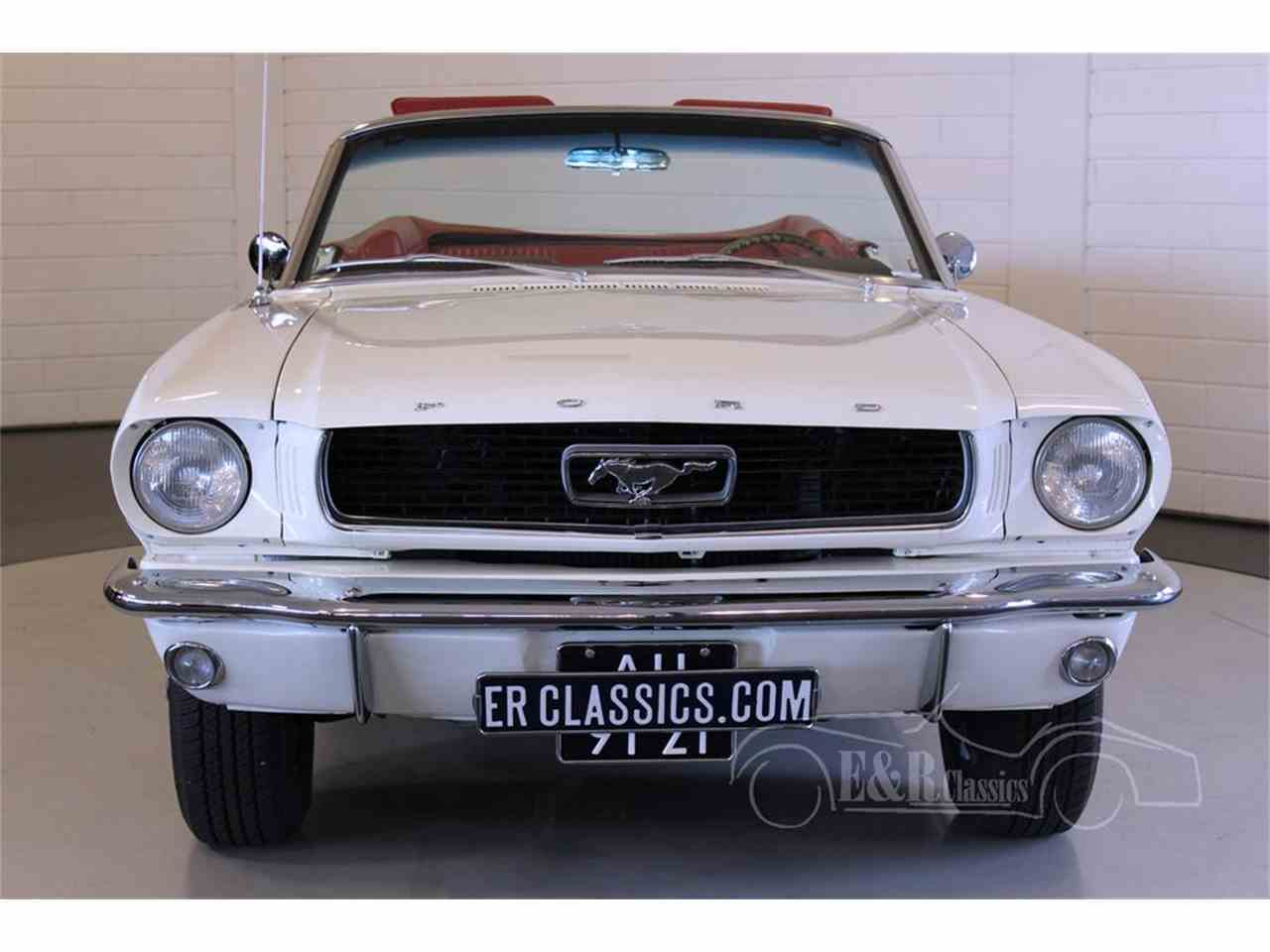 Large Picture of '66 Mustang - LUBW