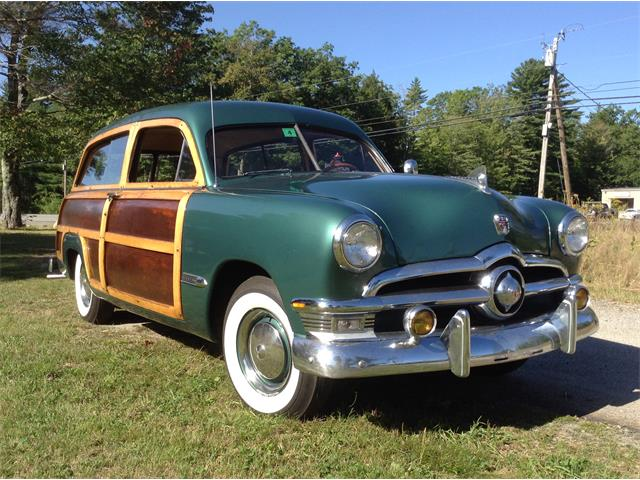 Picture of '50 Woody Wagon - LUC0