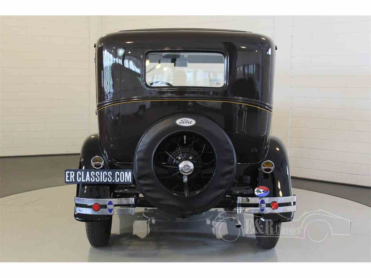 Large Picture of '30 4-Dr Sedan - LUC4
