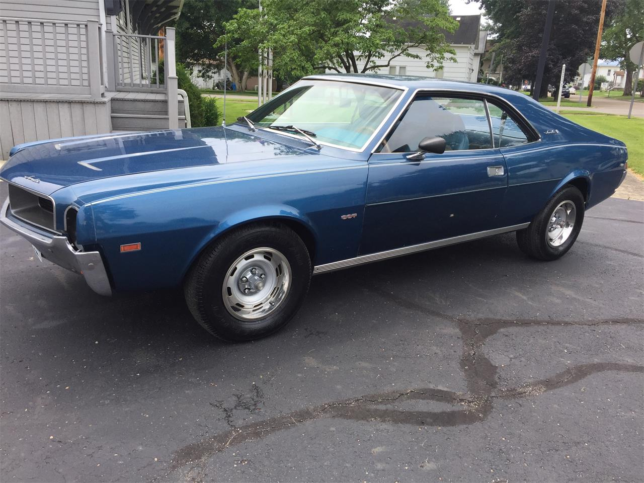 Large Picture of '69 Javelin - LUC6