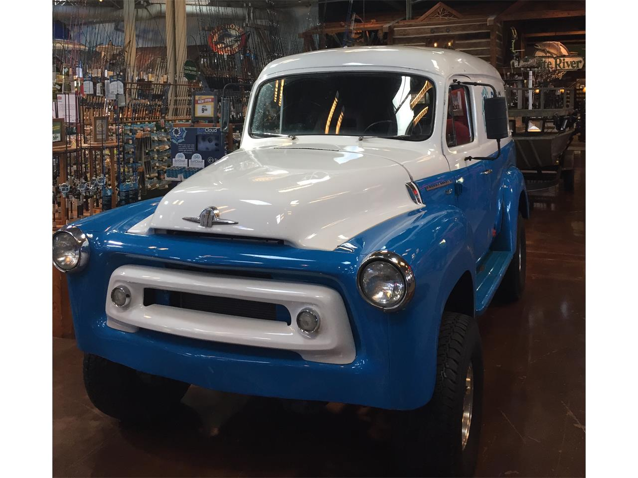 Large Picture of '56 International Harvester Scout II - $29,000.00 Offered by a Private Seller - LUC8