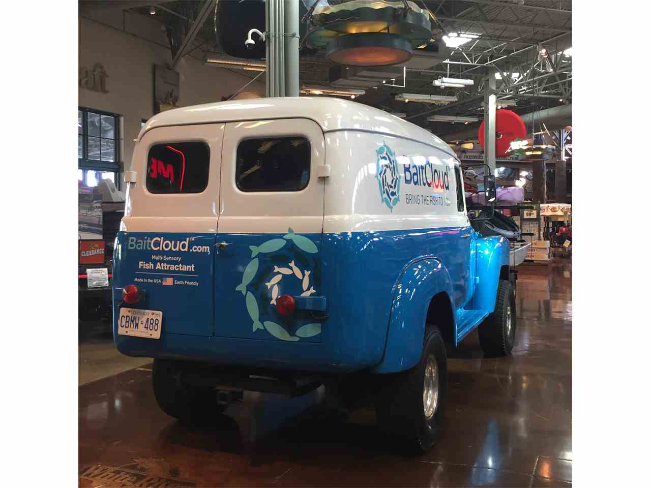 Large Picture of 1956 International Harvester Scout II located in Oakville Ontario Offered by a Private Seller - LUC8