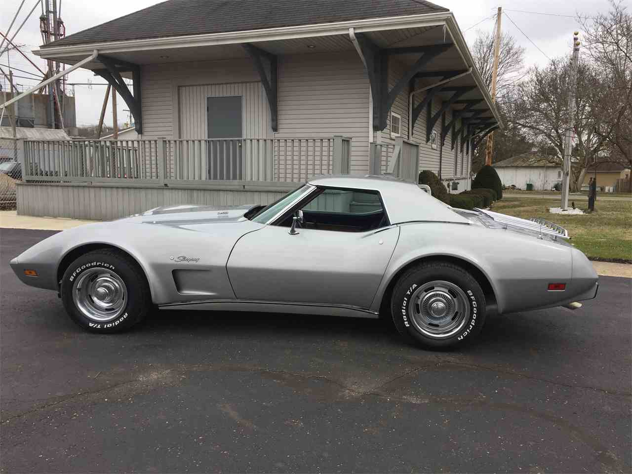 Large Picture of '75 Corvette - LUC9