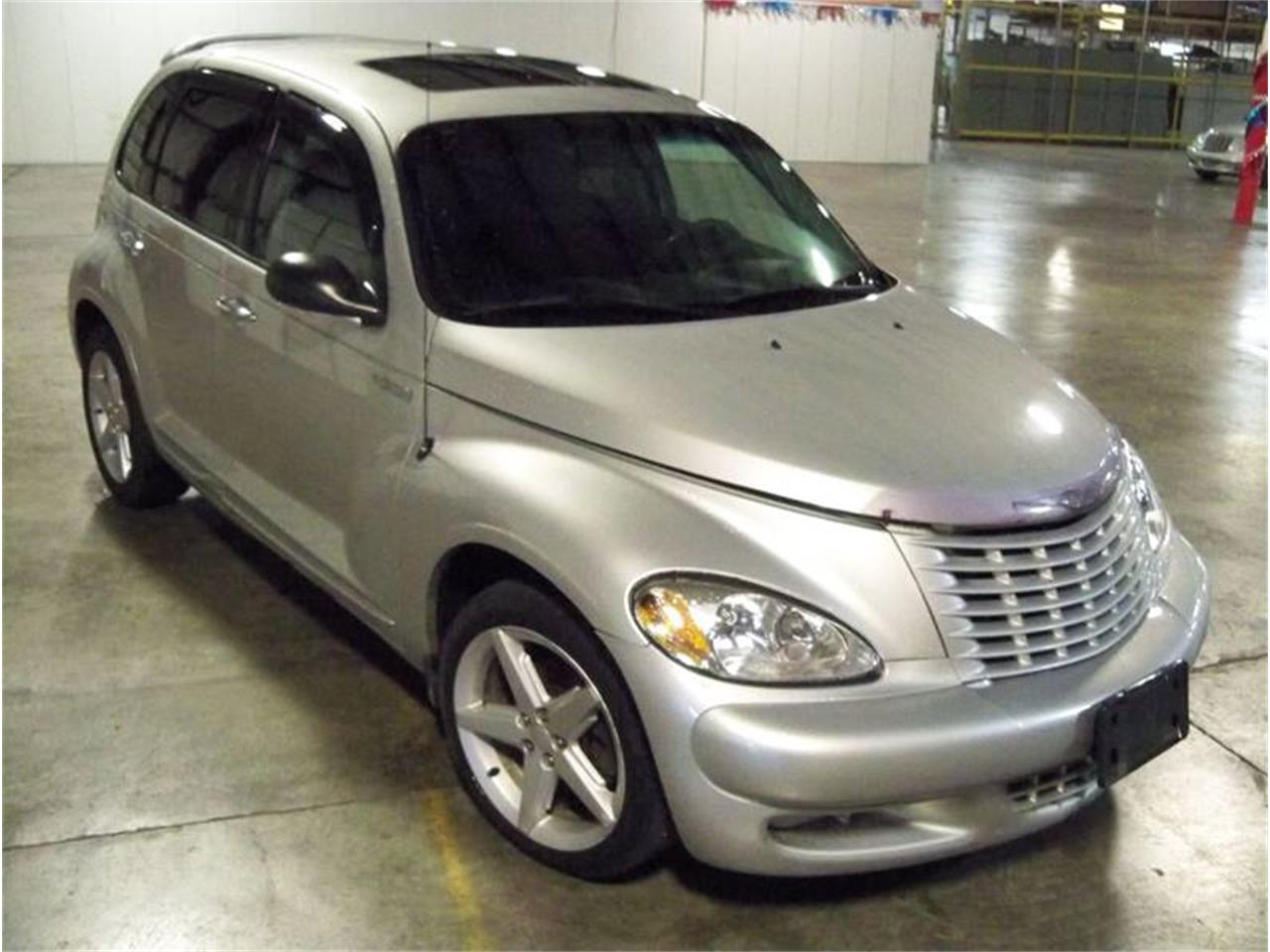 Large Picture of '03 PT Cruiser - LO0U