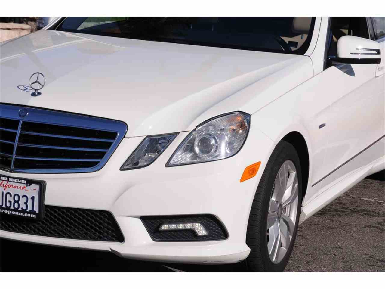Large Picture of '11 E350 - LUCC