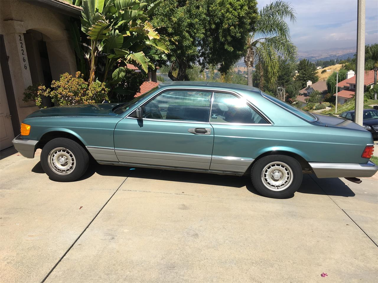 Large Picture of 1985 Mercedes-Benz 500SEC located in California - $7,000.00 Offered by a Private Seller - LUCI