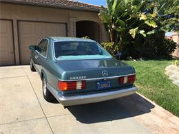 Picture of '85 Mercedes-Benz 500SEC located in California - $7,000.00 Offered by a Private Seller - LUCI