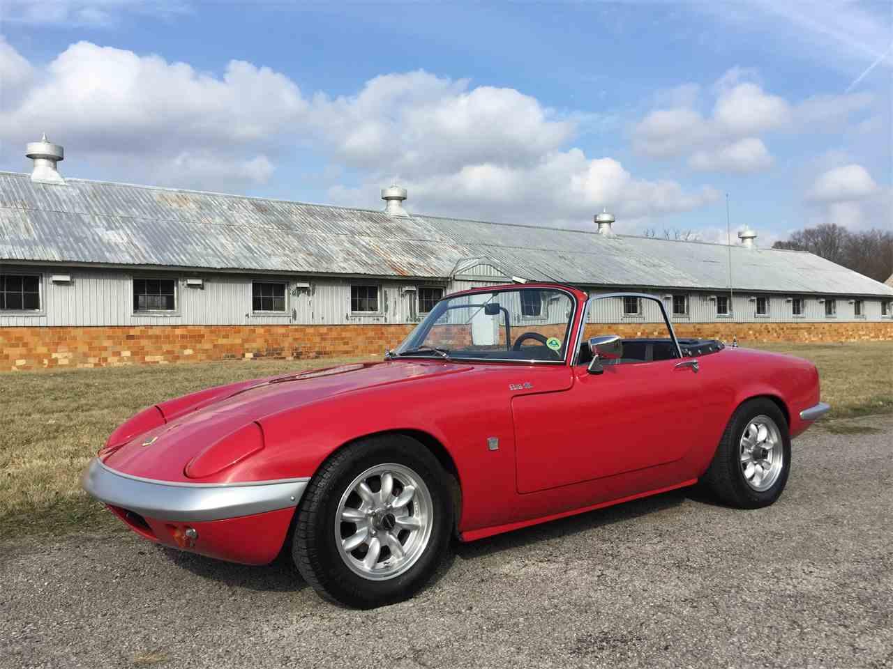 1966 Lotus Elan for Sale | ClassicCars.com | CC-1019110