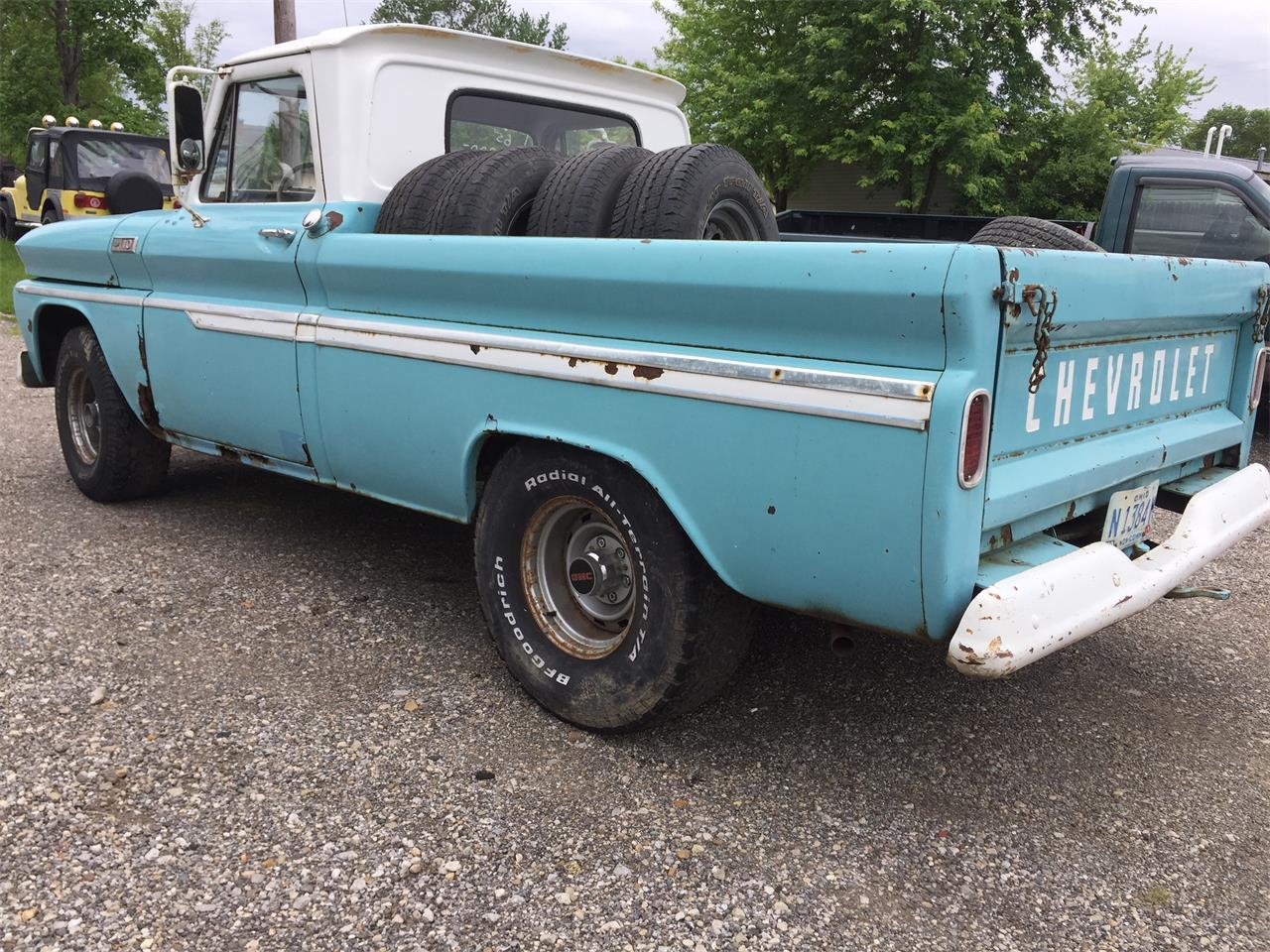 Large Picture of '65 Pickup - LUCQ