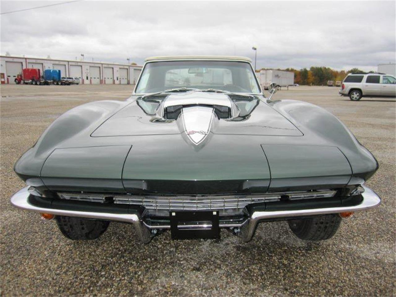Large Picture of 1967 Corvette located in Effingham Illinois - $74,995.00 Offered by Heartland Classics - LO0W