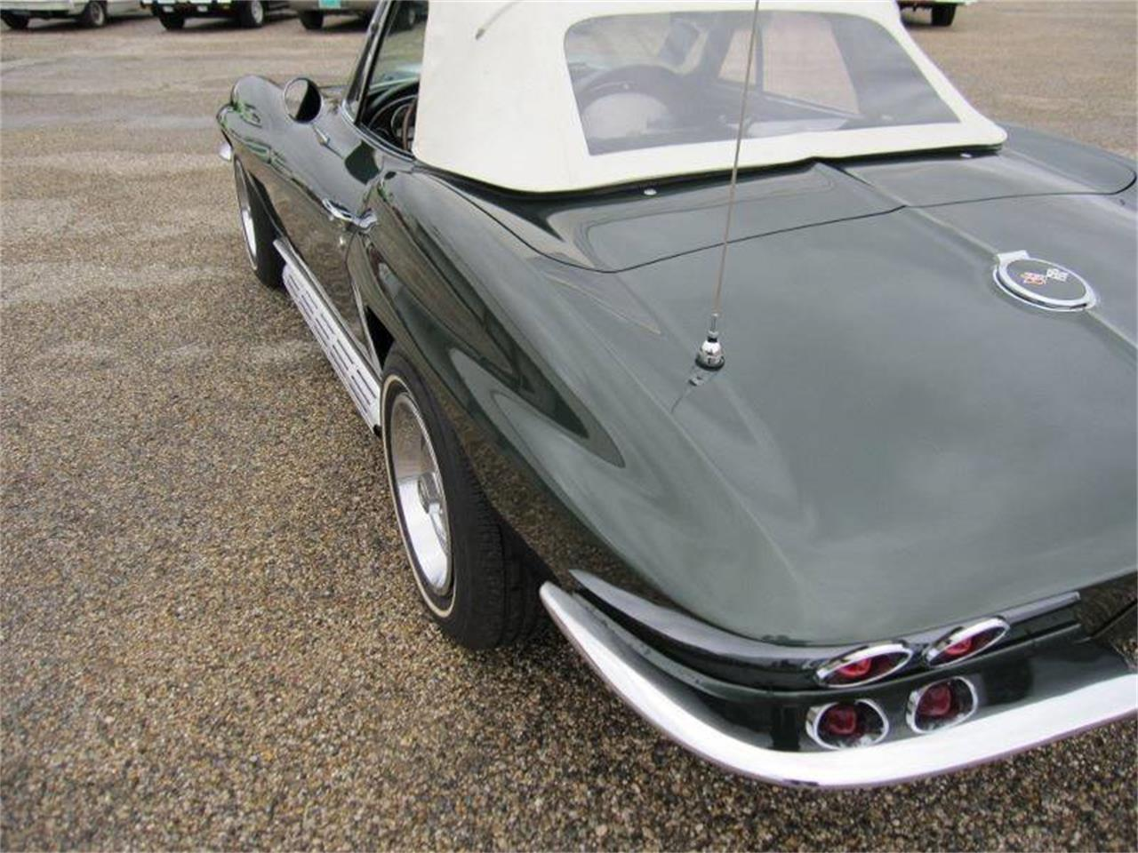 Large Picture of '67 Chevrolet Corvette - $74,995.00 Offered by Heartland Classics - LO0W