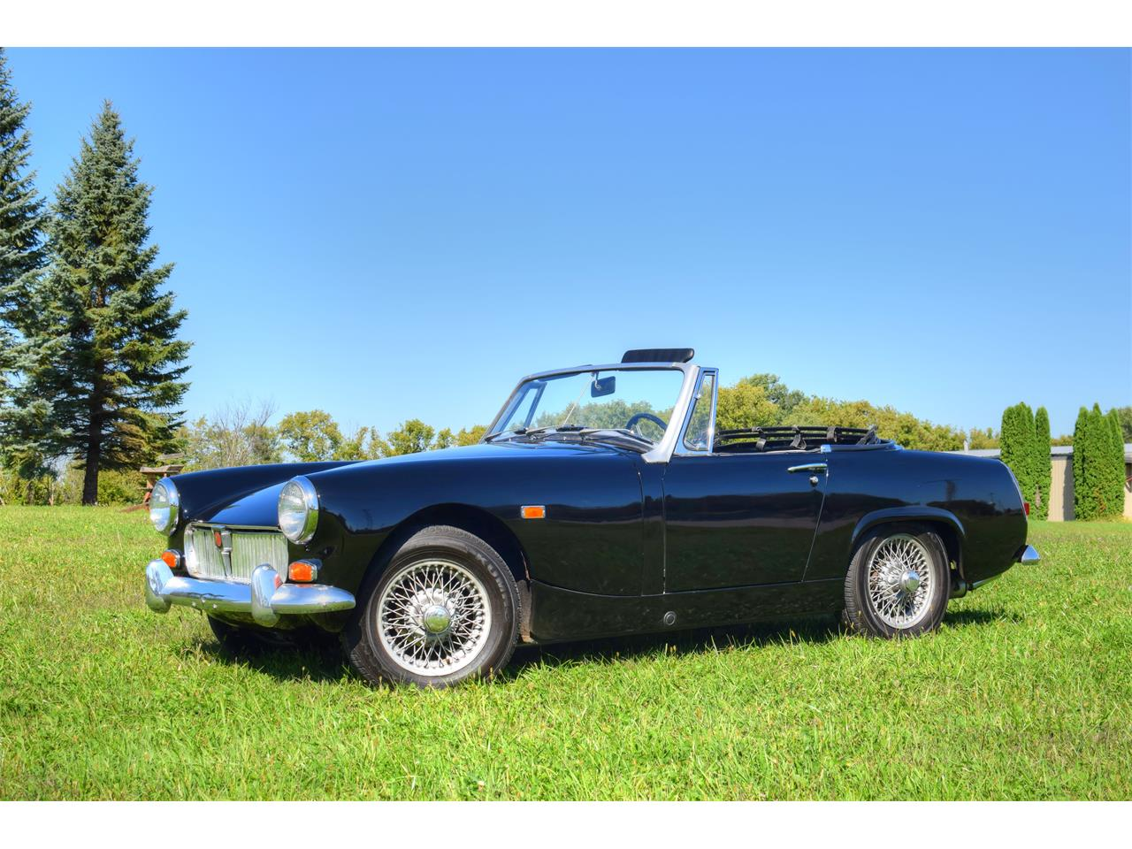 Large Picture of '69 Midget - LUCW