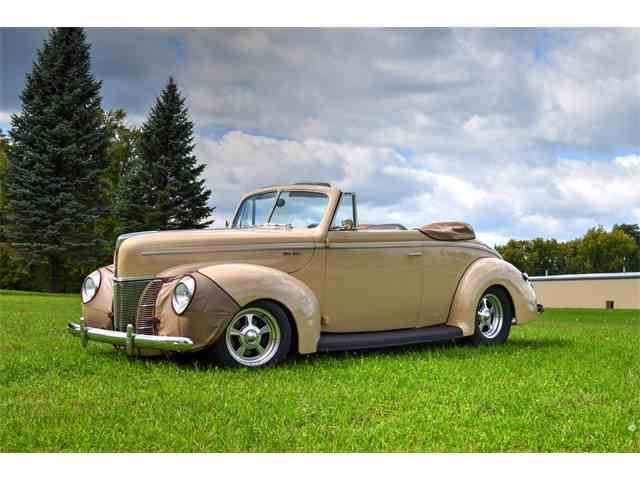 Picture of 1940 Ford Cabriolet Offered by  - LUCZ