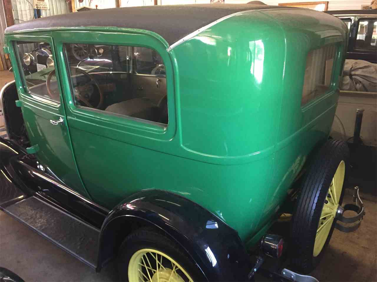 Large Picture of '29 Model A - LUD0