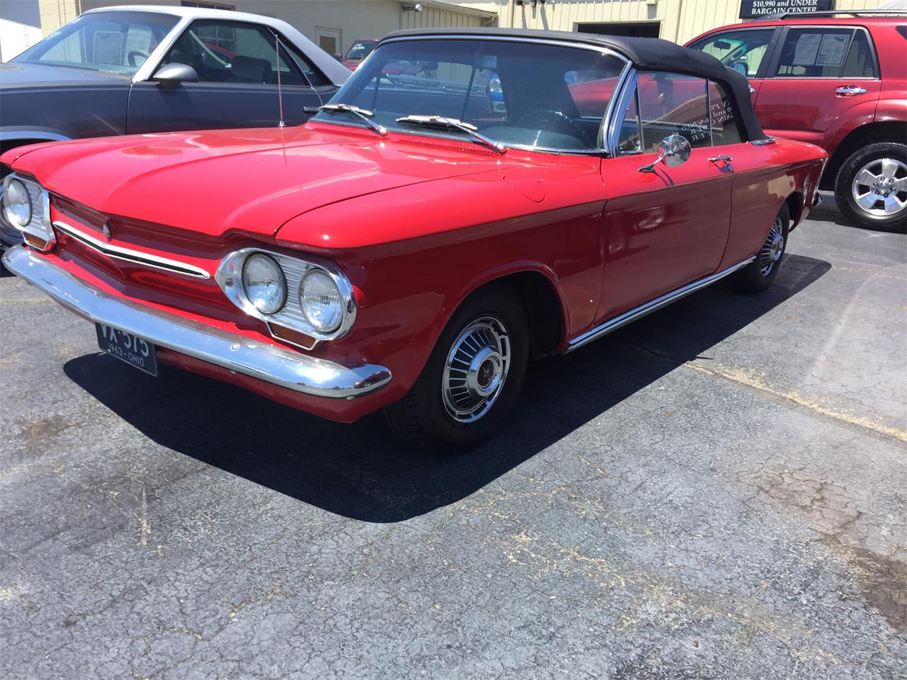 Large Picture of '63 Corvair - LUD6