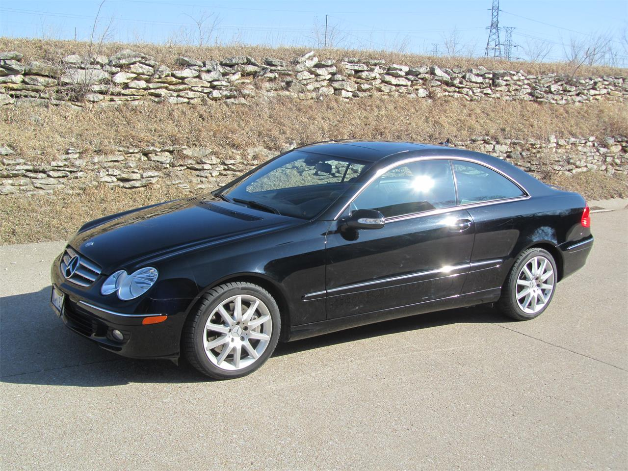 Large Picture of '07 CLK350 - LUD8