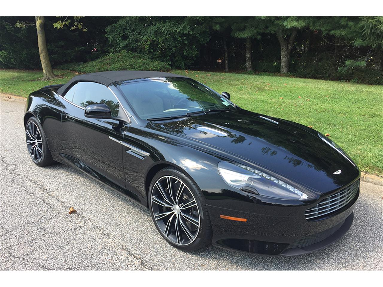 Large Picture of '14 DB9 - LUD9