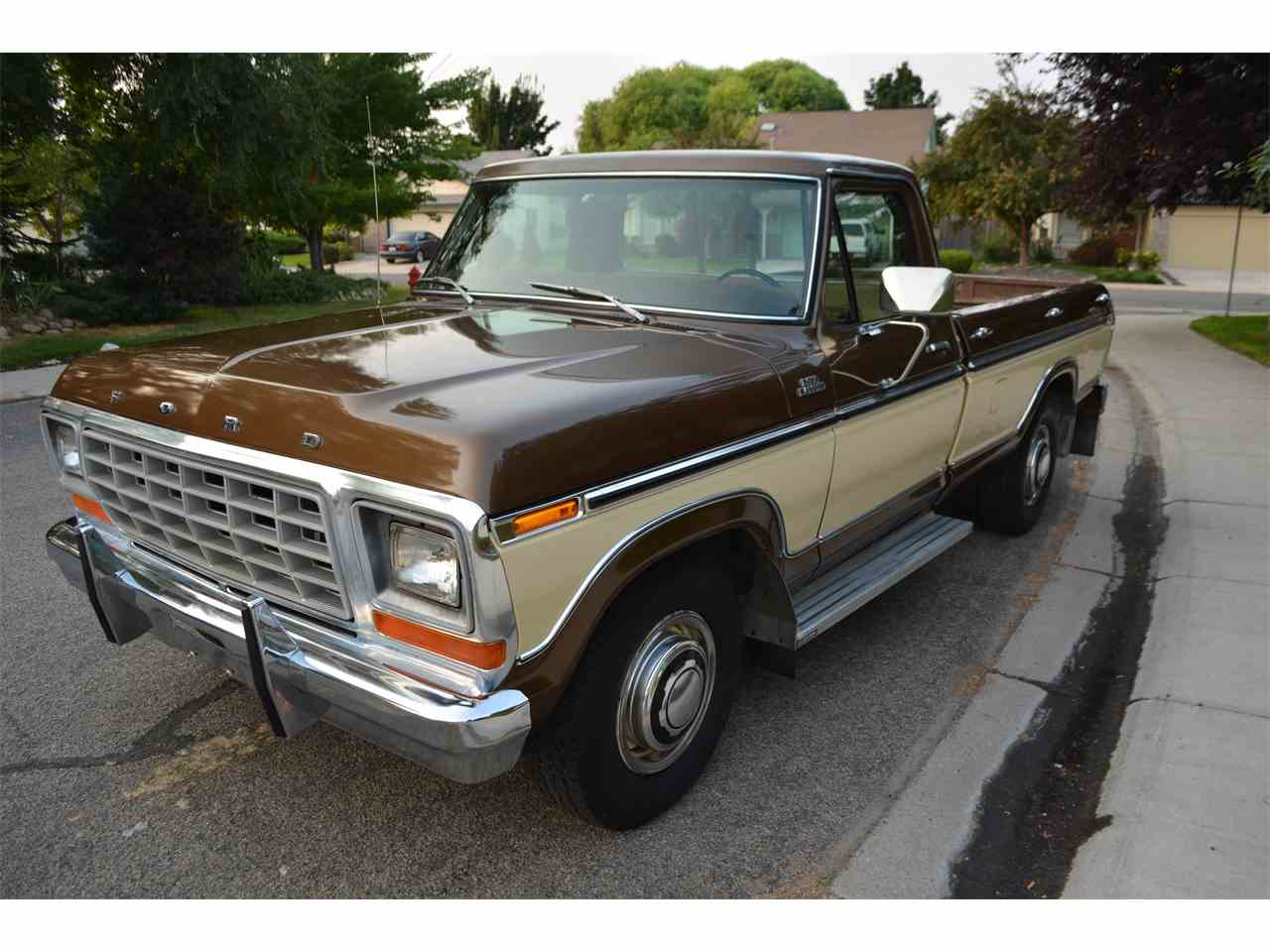 Large Picture of 1979 F250 located in Idaho - $9,500.00 Offered by Robz Ragz - LUDI
