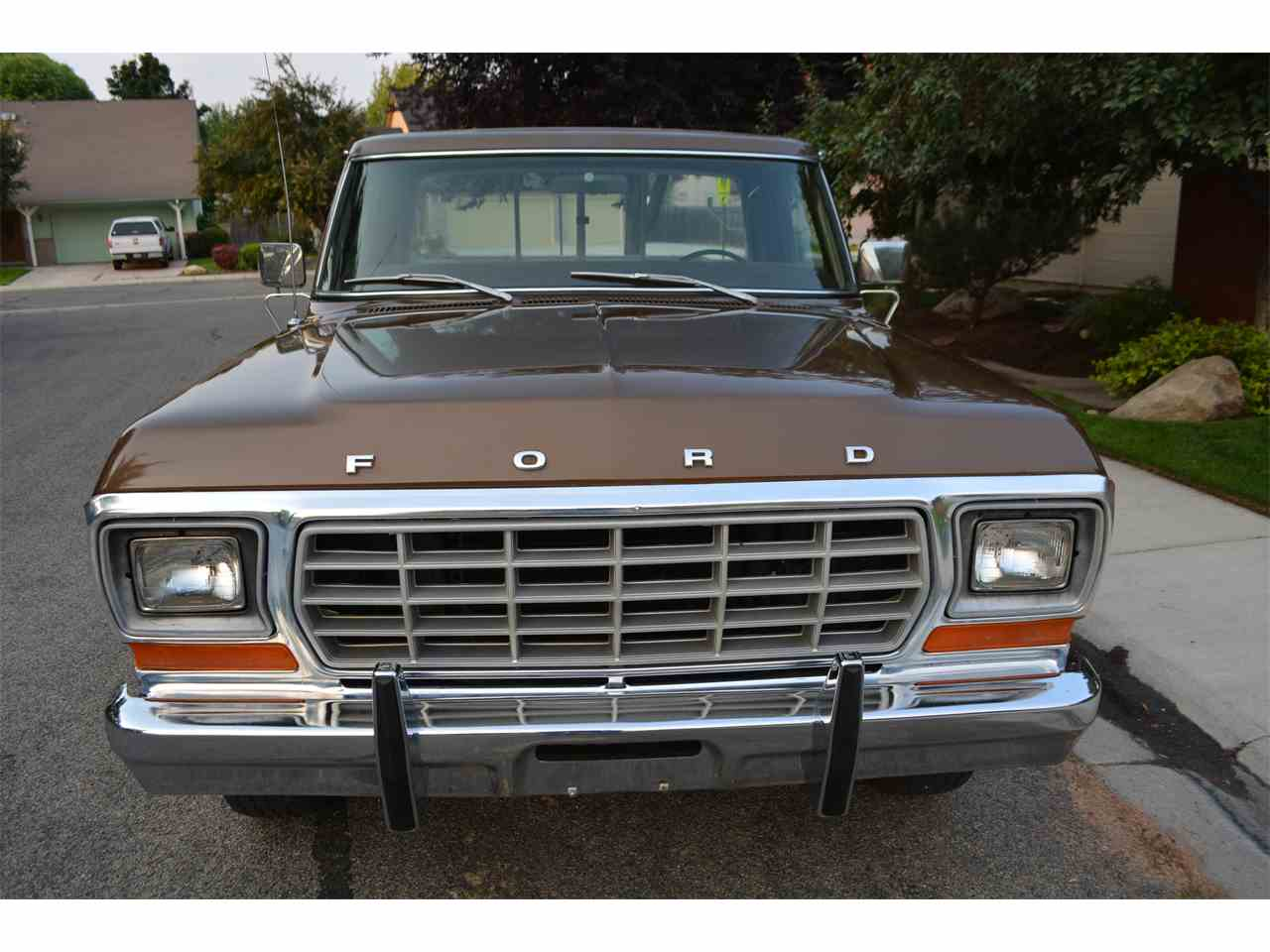 Large Picture of 1979 F250 located in Meridian Idaho - $9,500.00 - LUDI