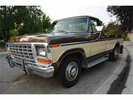 Picture of '79 F250 located in Idaho - $9,500.00 Offered by Robz Ragz - LUDI