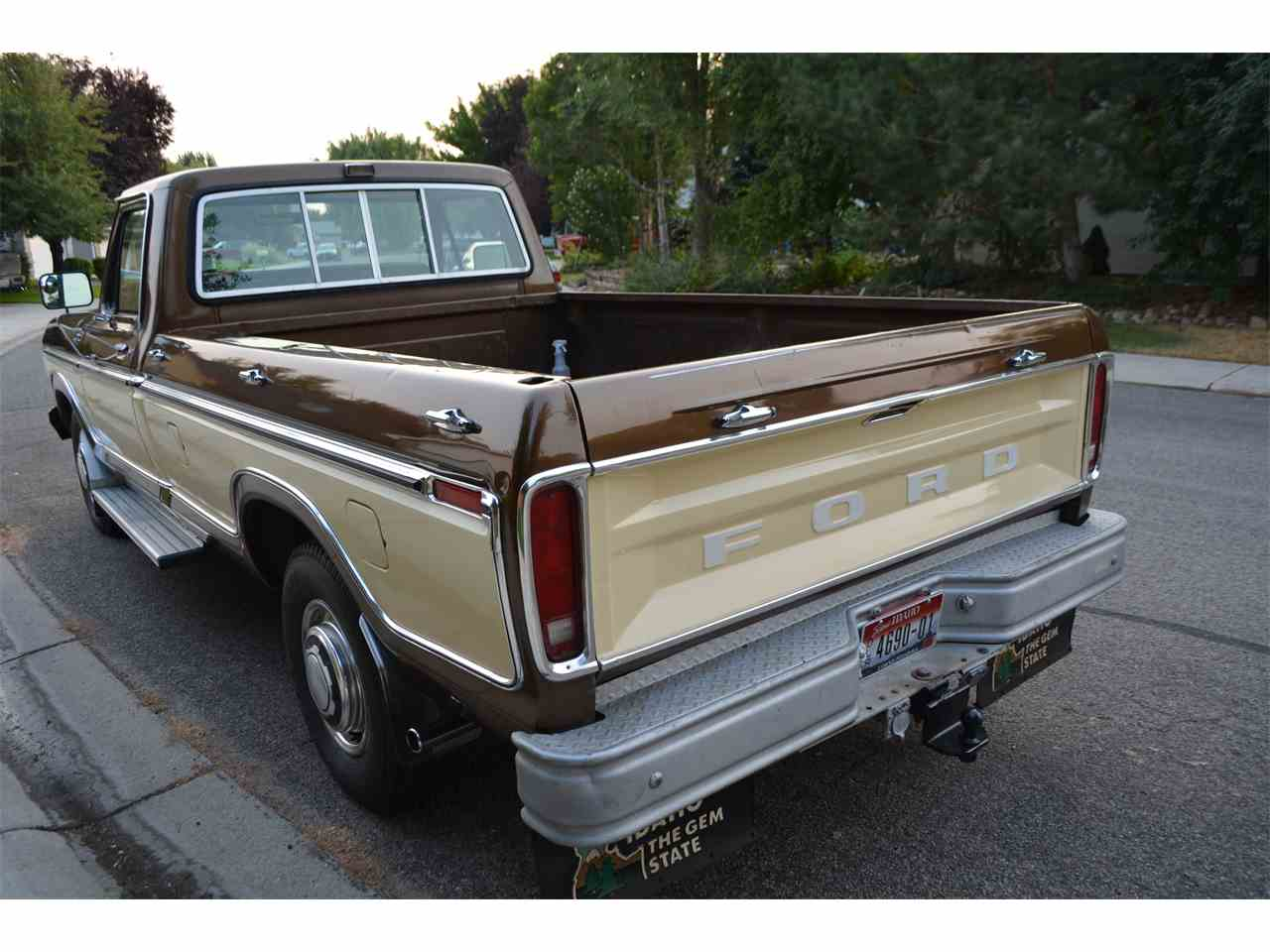 Large Picture of 1979 F250 located in Idaho Offered by Robz Ragz - LUDI