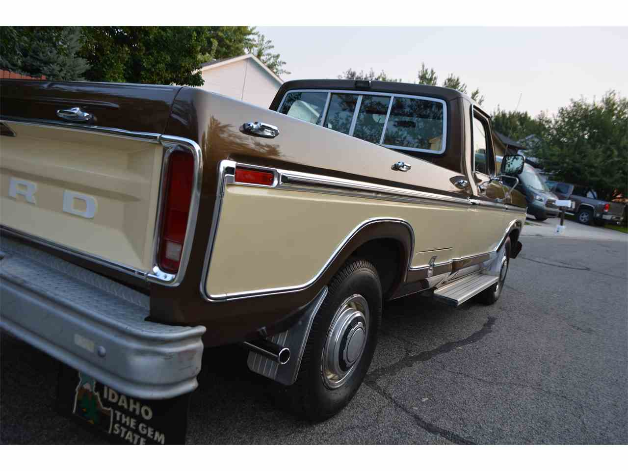Large Picture of '79 Ford F250 located in Meridian Idaho - LUDI