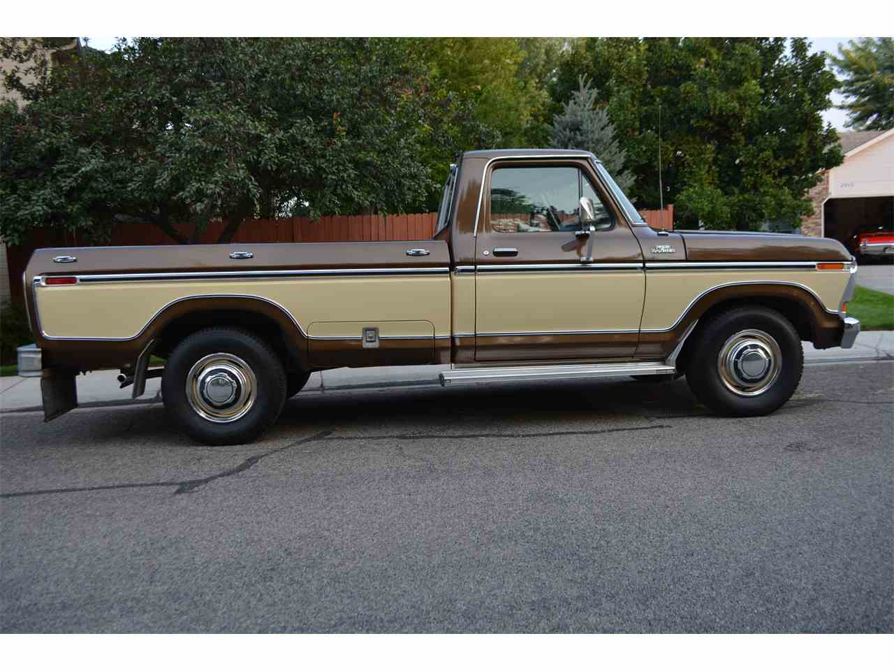 Large Picture of 1979 Ford F250 - $9,500.00 - LUDI