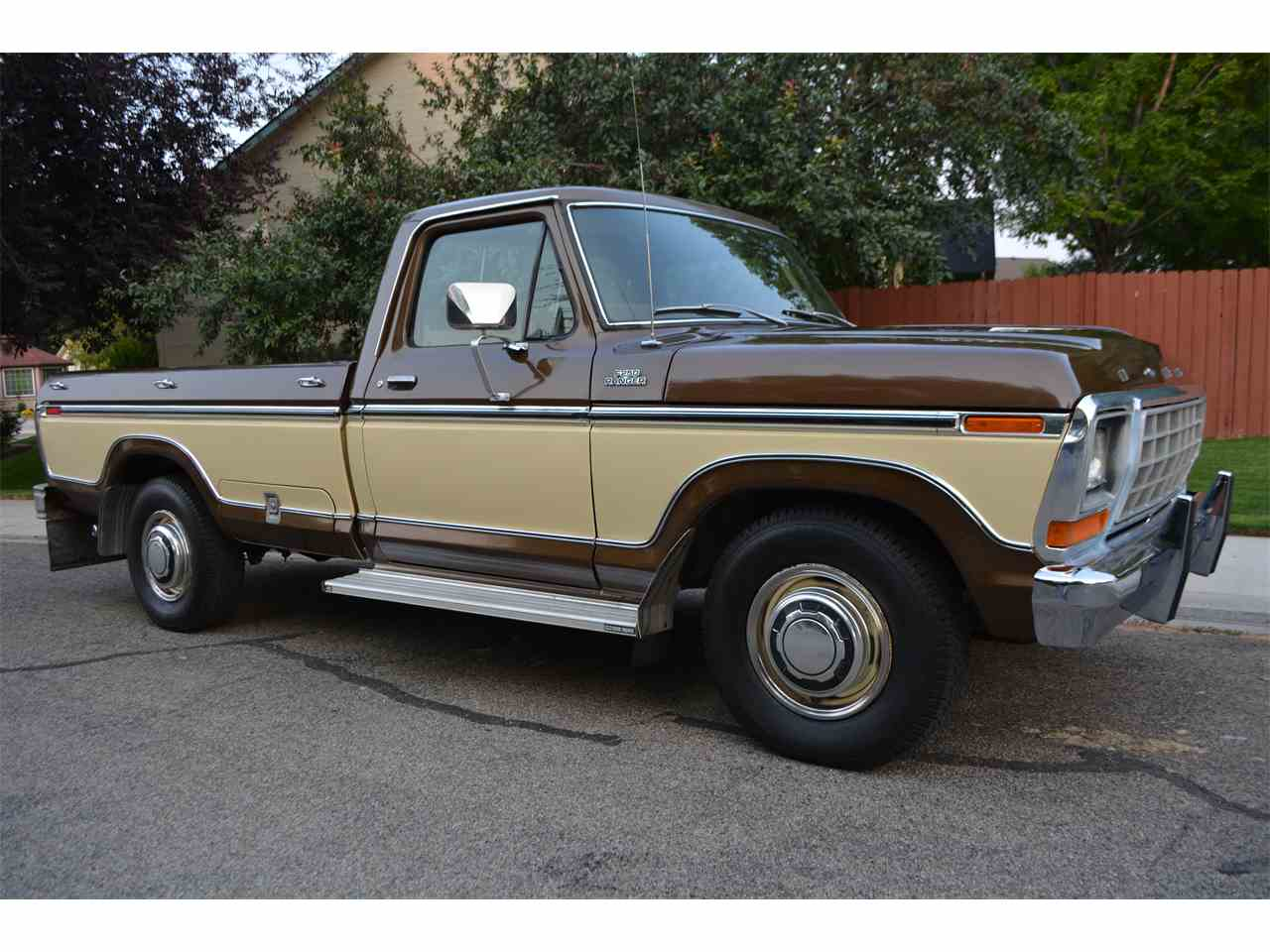 Large Picture of 1979 F250 Offered by Robz Ragz - LUDI