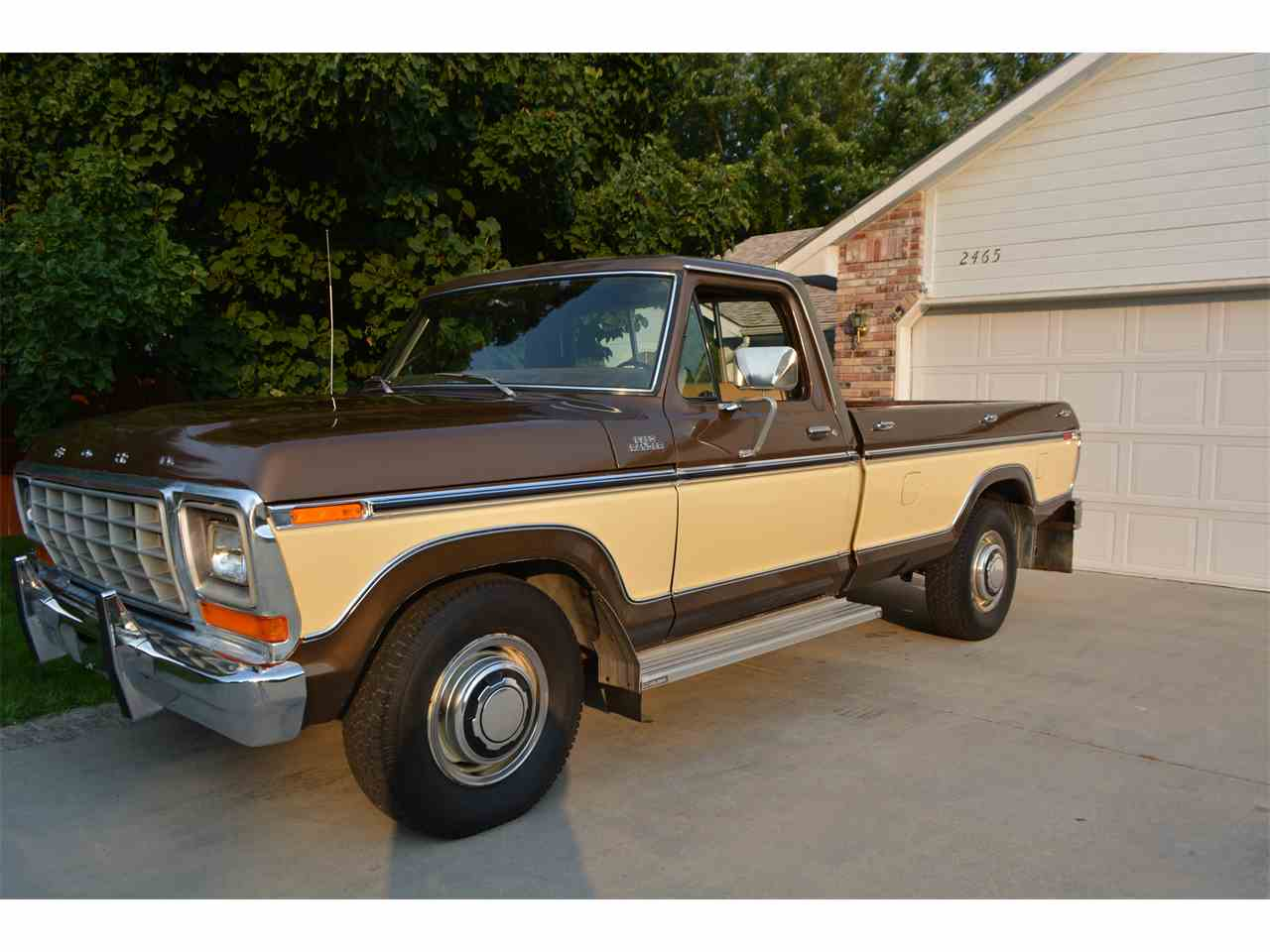 Large Picture of 1979 F250 located in Meridian Idaho - $9,500.00 Offered by Robz Ragz - LUDI