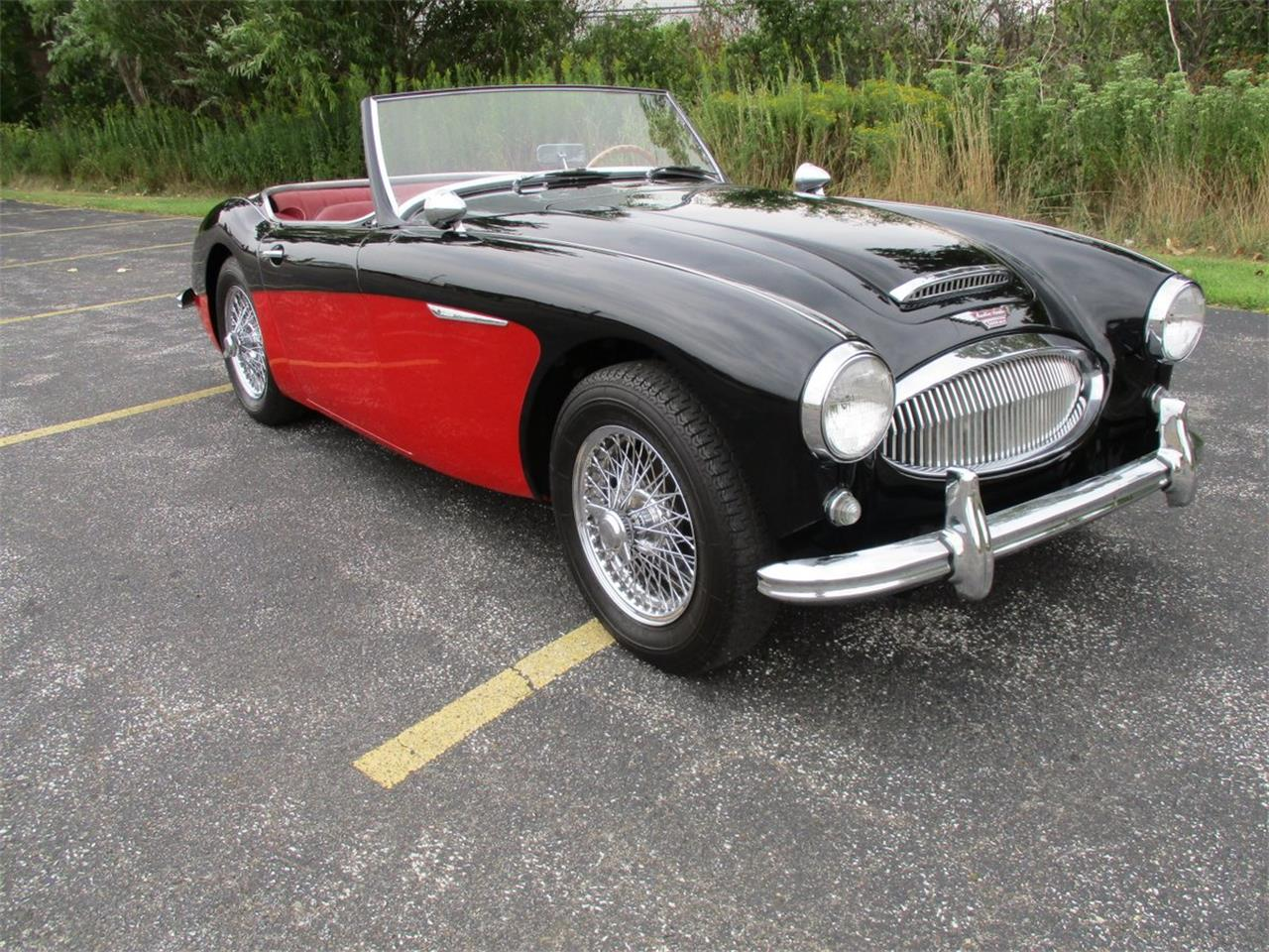 Large Picture of '62 BT7 - LUDK