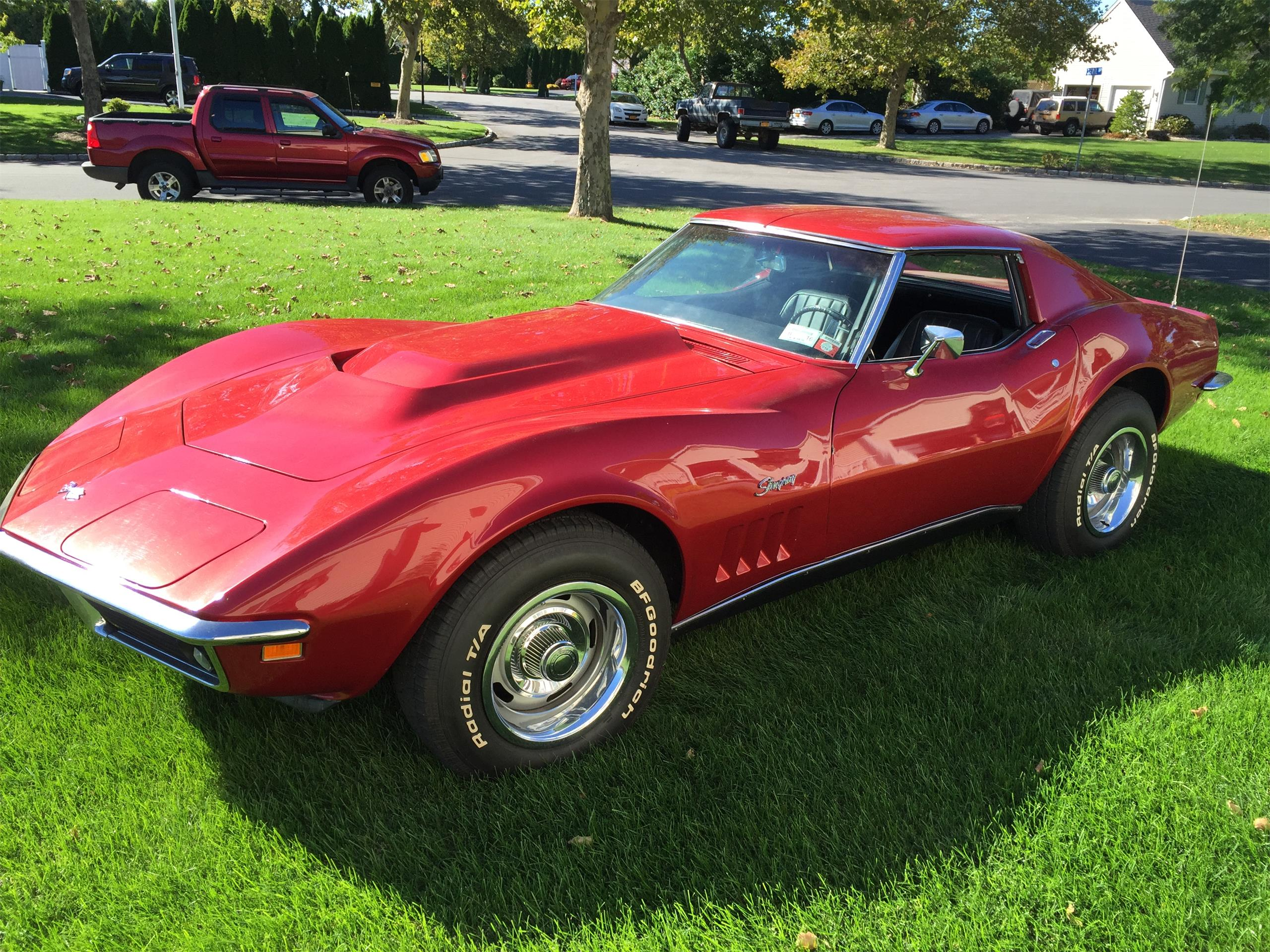 Large Picture of '69 Corvette - LUDO