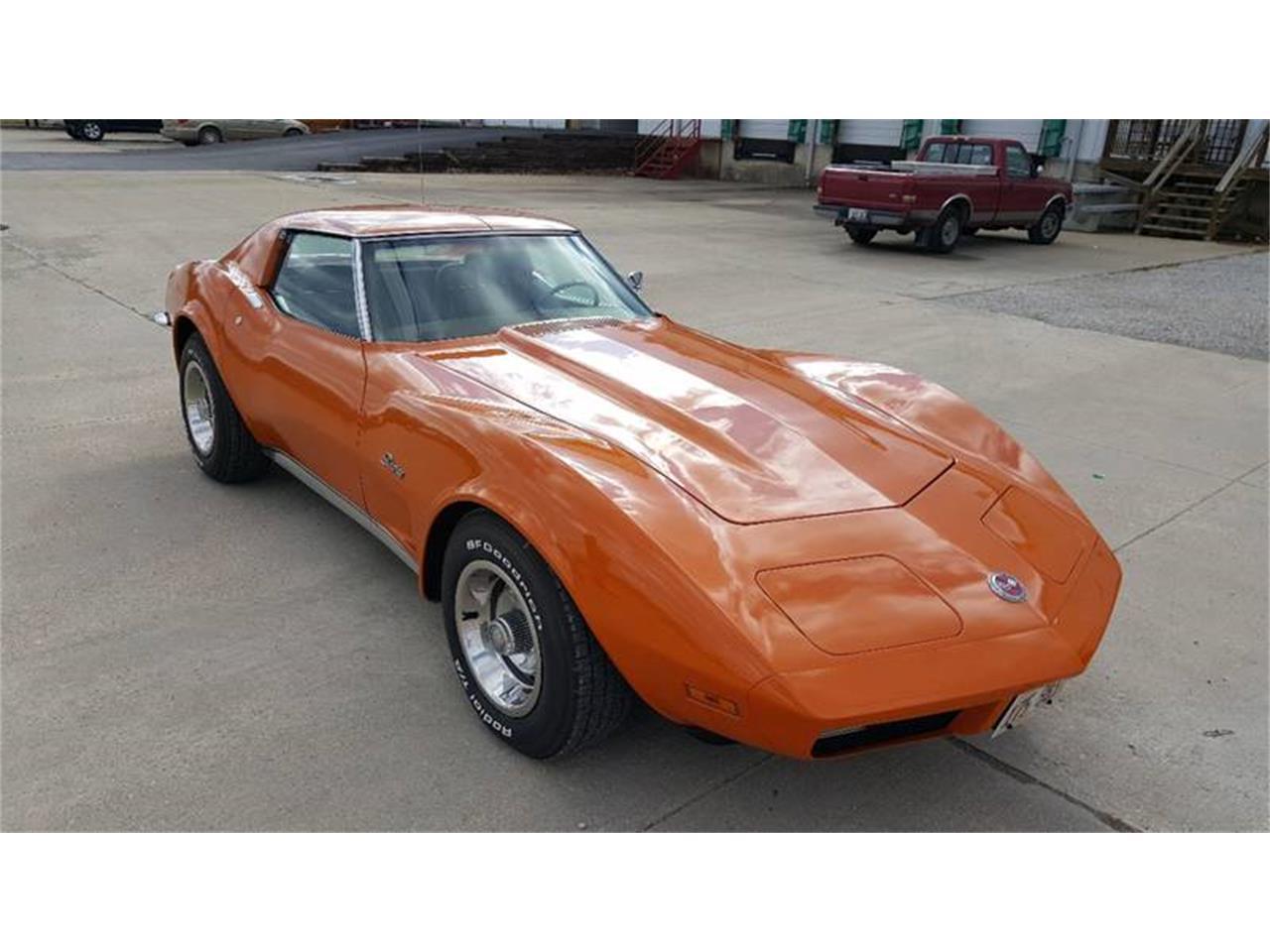 Large Picture of '73 Corvette - LO0Z