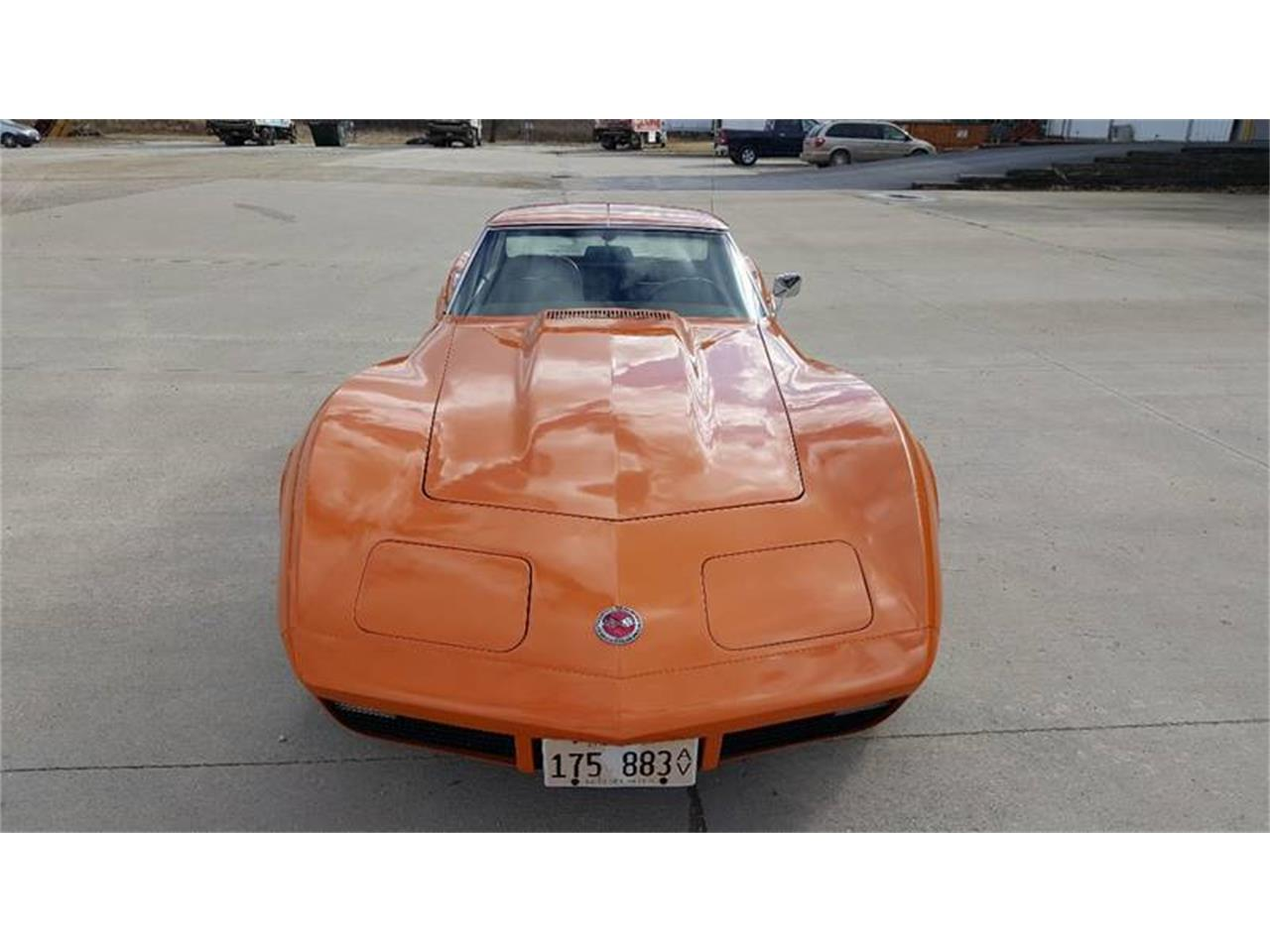 Large Picture of Classic '73 Chevrolet Corvette - $17,995.00 Offered by Heartland Classics - LO0Z