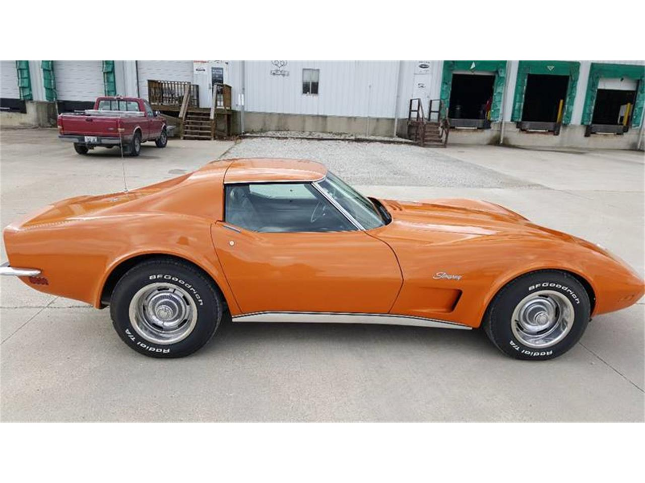 Large Picture of Classic 1973 Chevrolet Corvette located in Effingham Illinois Offered by Heartland Classics - LO0Z