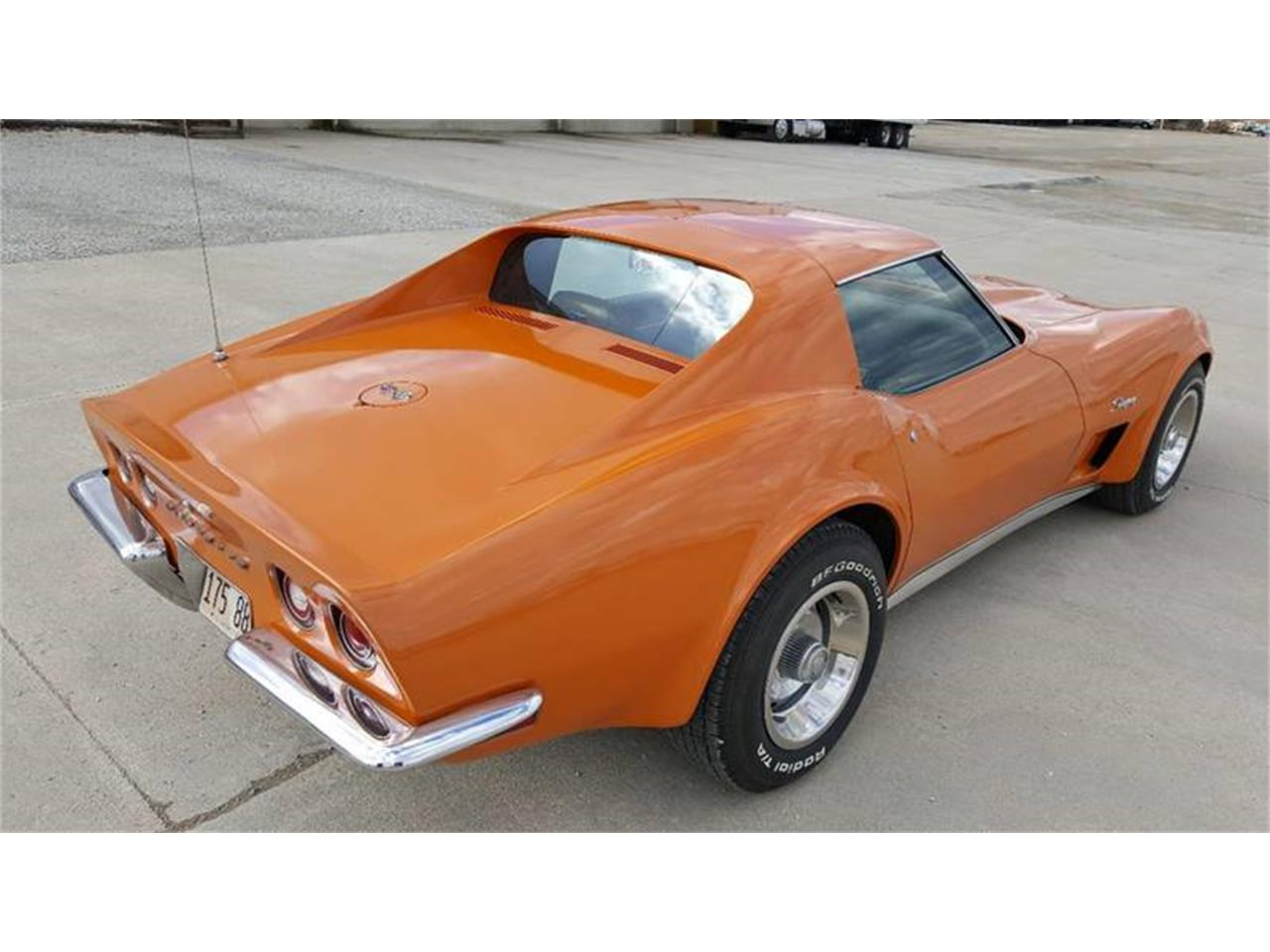 Large Picture of '73 Chevrolet Corvette located in Illinois Offered by Heartland Classics - LO0Z