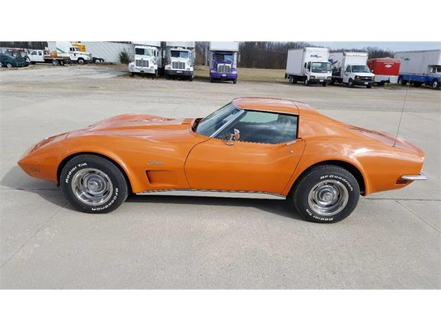 Picture of '73 Chevrolet Corvette - LO0Z
