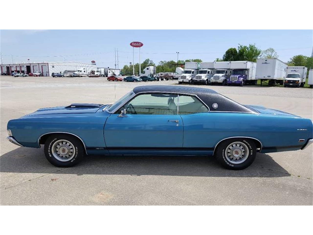 Large Picture of Classic 1969 Ford Torino located in Effingham Illinois - $19,995.00 - LO15