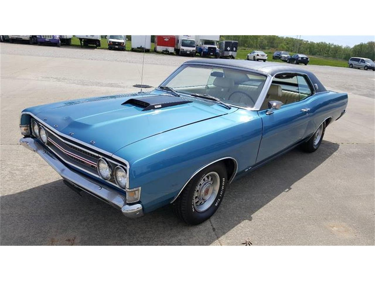Large Picture of Classic '69 Ford Torino - $19,995.00 Offered by Heartland Classics - LO15