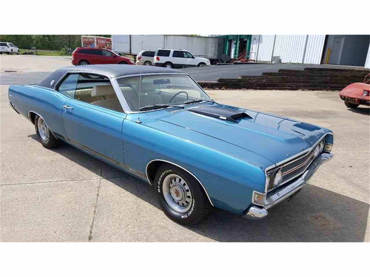 Large Picture of '69 Torino - LO15