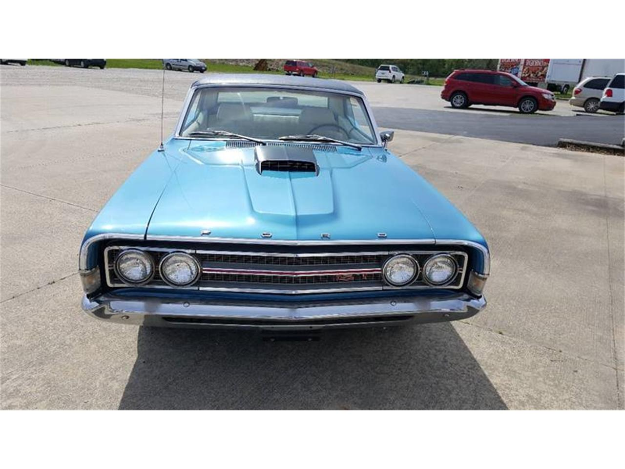 Large Picture of '69 Ford Torino located in Illinois Offered by Heartland Classics - LO15