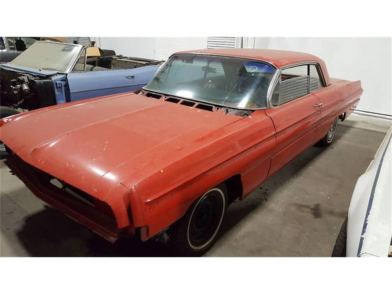 Large Picture of Classic '62 Oldsmobile Starfire located in Effingham Illinois - $9,995.00 - LO16