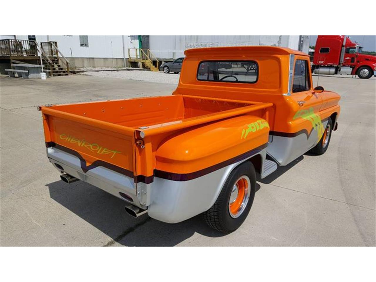 Large Picture of '64 Chevrolet C/K 10 - $49,995.00 - LO17