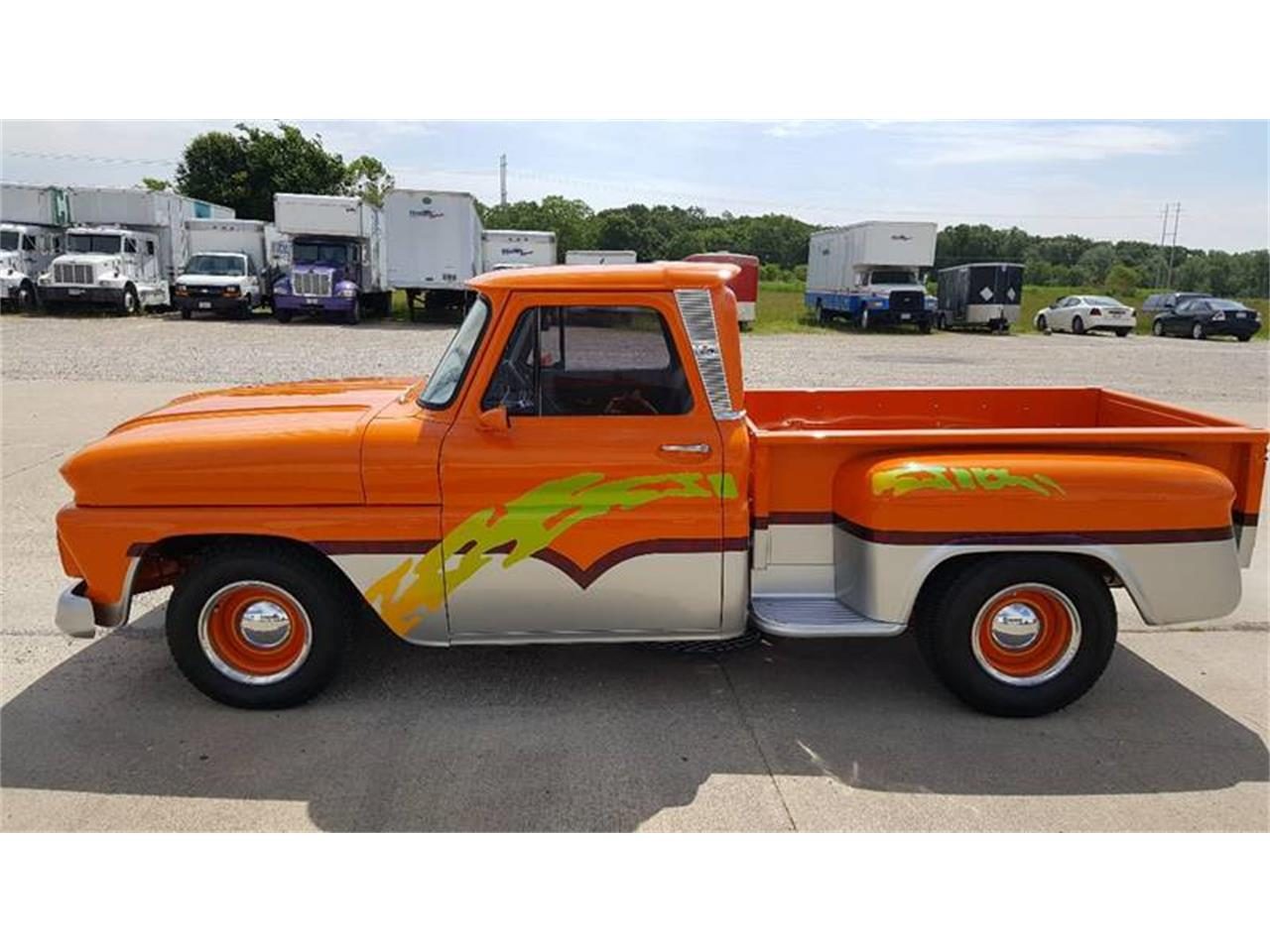 Large Picture of '64 C/K 10 - LO17